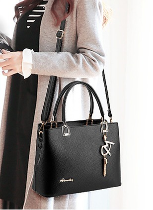 Shoulder Totes Fashion PU Adjustable Bags