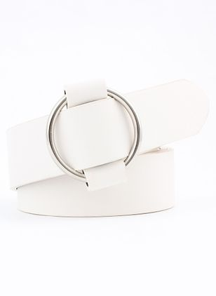 Elegant Metal Solid Belts (1294361)