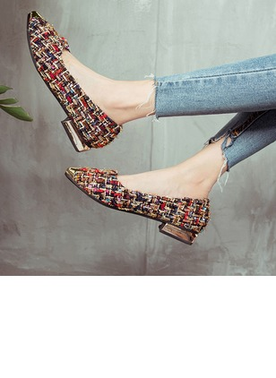 Chaussures Talon bottier Bout pointu Knit