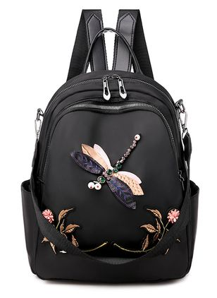 Backpacks Fashion Zipper Adjustable Bags (1525022)