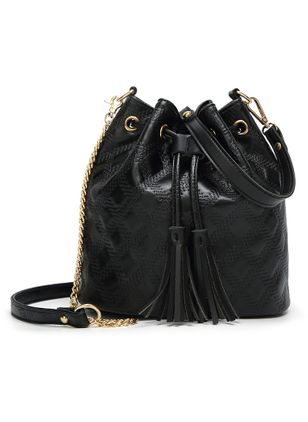 Shoulder Fashion Tassel Chain Bags (109555957)