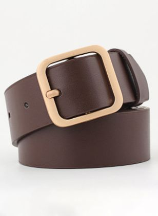 Casual Solid Belts (1410008)