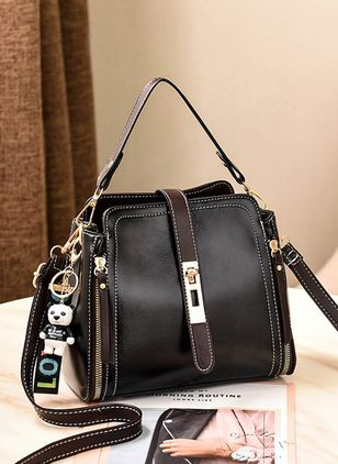 Shoulder Fashion Zipper Bags (1316881)