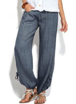 Women's Loose Pants (1516572)