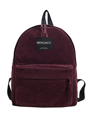 Backpacks Fashion Polyester Zipper Adjustable Bags