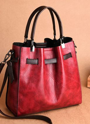 Shoulder Tote Fashion Double Handle Bags (1278747)