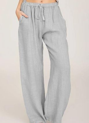 Women's Loose Pants (4037717)