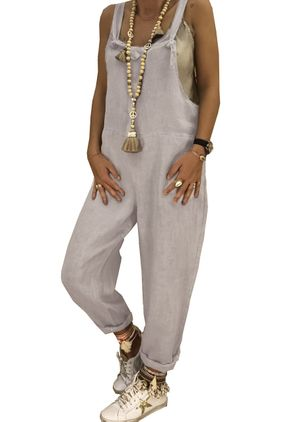 Women's Loose Jumpsuits
