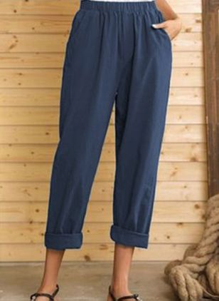 Women's Loose Pants (107562096)
