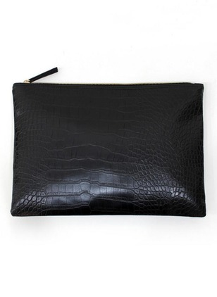 Wallets Fashion PU Zipper Bags