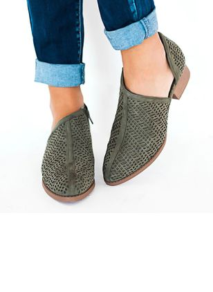 Flats Flat Heel Shoes (1291363)