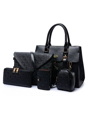 Totes Zipper Double Handle Bags