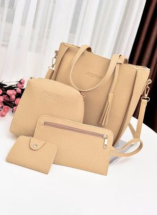 Bag Sets Fashion Zipper Adjustable Bags (1531910)