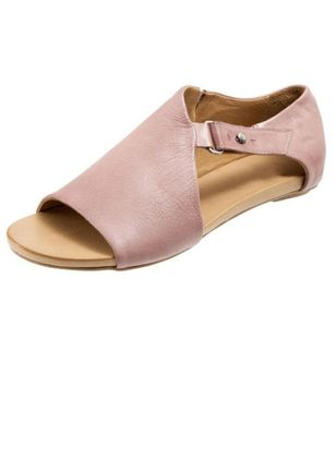Buckle Flats Flat Heel Shoes (1288407)