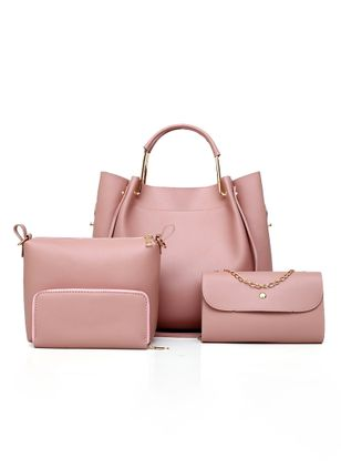 Bag Sets Fashion Zipper Double Handle Bags (147142462)