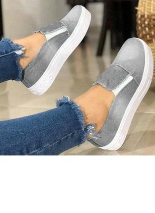 Denim Shoes (5715890)