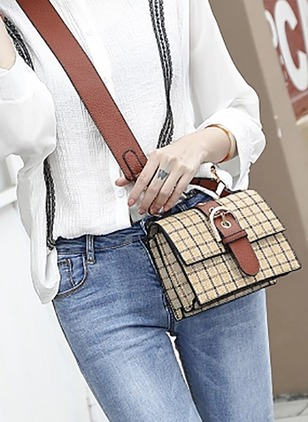 Shoulder Totes Polyester Adjustable Bags