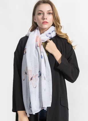 Polyester Animal Scarves