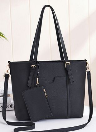Bag Sets Fashion Zipper Double Handle Bags (147045224)
