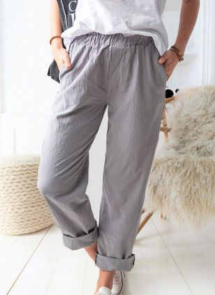 Women's Straight Pants (100002043)