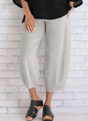 Women's Loose Pants (1357398)