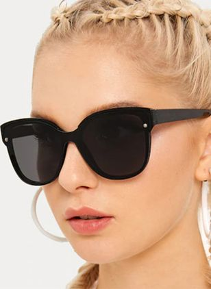 Casual Sunglasses Acrylic Frame Sunglasses (4074433)