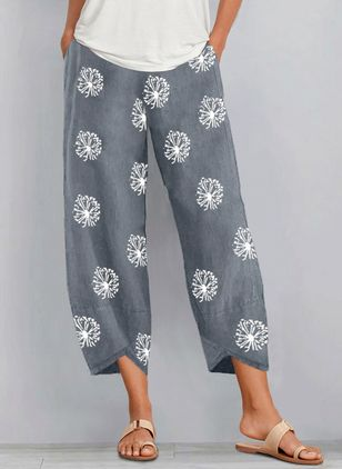 Women's Loose Pants (107422617)