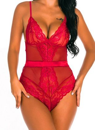 Plain Lace Teddies (4458202)