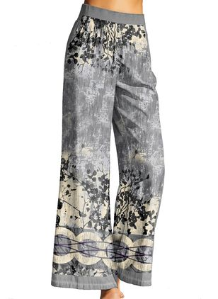 Women's Loose Pants (1495611)