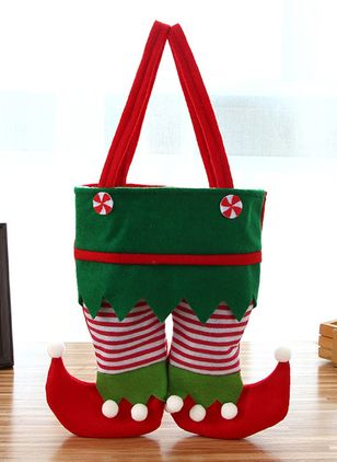 Tote Christmas Double Handle Bags (146659324)