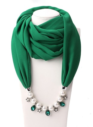 Chiffon Solid Scarves