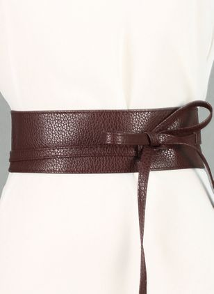 Casual Solid Belts (147948704)