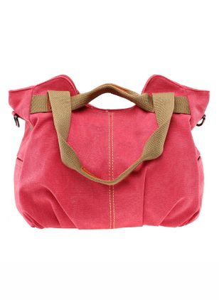 Shoulder Messenger Double Handle Bags (4049733)