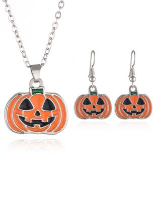 Halloween No Stone Pendant Necklaces (107805809)