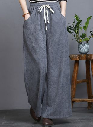 Women's Loose Pants (106821483)