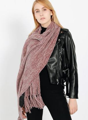 Casual Solid Scarves
