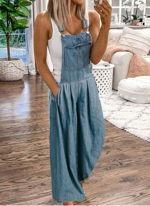Women's Loose Jumpsuits (1526499)