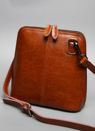 Shoulder Real Leather Bags (1220298)