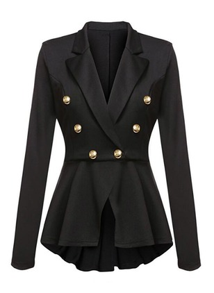 Polyester Long Sleeve Other Others Others Coats & Jackets  ...