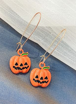 Halloween No Stone Dangle Earrings (107805791)