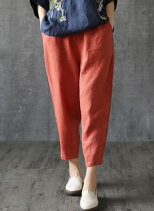 Women's Straight Pants (4219722)