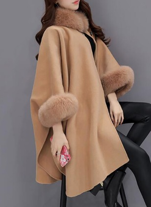 Polyester Long Sleeve Other Coats