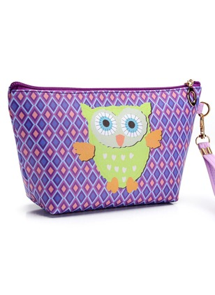 Clutches PU Print Adjustable Bags