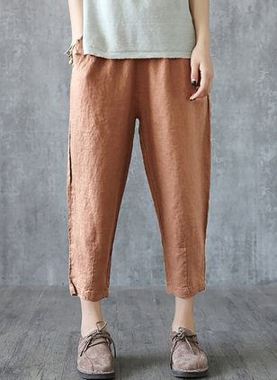 Women's Straight Pants (5502250)