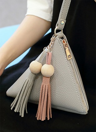 Totes Fashion PU Tassel Adjustable Bags