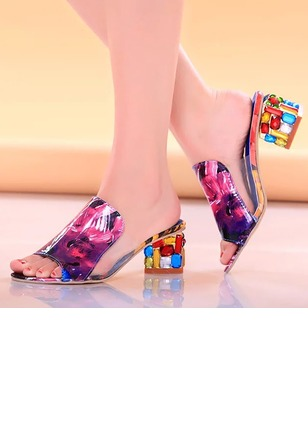 Chunky Heel Shoes (1144989)