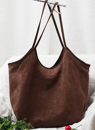 Totes Real Leather Double Handle Bags