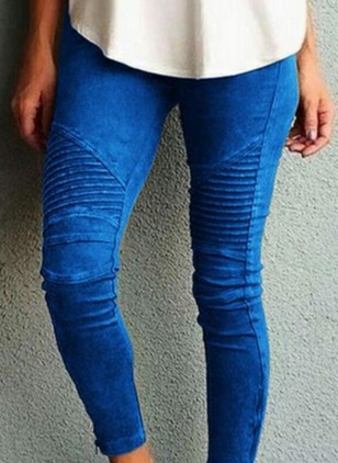 Skinny Cotton Leggings Pants & Leggings