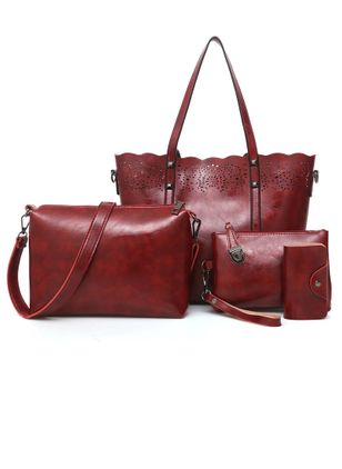 Shoulder Fashion Zipper Double Handle Bags (1426281)