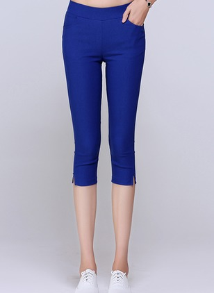 Skinny Cotton Leggings Pants & Leggings (1191303)